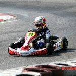 Kart. Leopardi, un altro podio per il piccolo pilota di Santâ__Agata Bolognese.